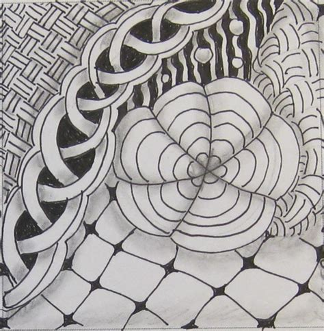 pattern play a zentangle creativity boost volume 1 one zentangle a day catching up tangledupinart com