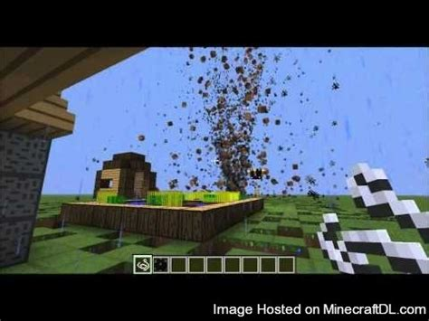 minecraft tornado mod game free weather and tornadoes mod 1 11 1 9 4 1 8 9 and 1 7 10