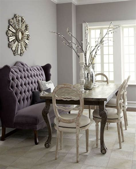 Formal Dining Room Banquette Best 25 Settee Dining Ideas On Formal Dining
