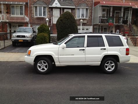 1998 jeep grand limited 1998 jeep grand 59 limited picture of 1998 jeep
