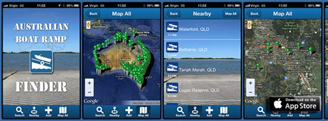 boat launch app new boat r finder app seabreeze