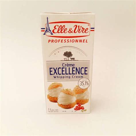 cara membuat whipped cream elle vire jual bahan kue elle vire excellence whipped cream 1l