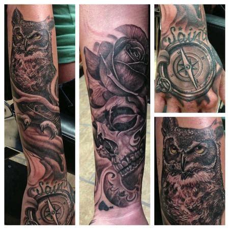 tattoo ideas to start a sleeve timothy b boor s tattoo designs tattoonow