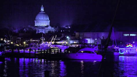 boat lights annapolis md 2014 eastport annapolis md yacht club lights parade