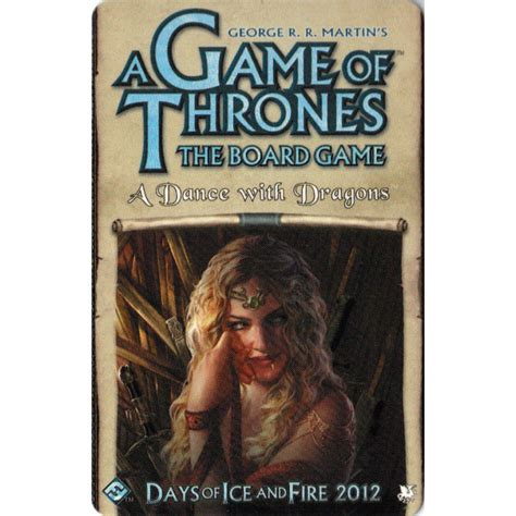 A Of Thrones The Board Second Edition a of thrones the board second edition a