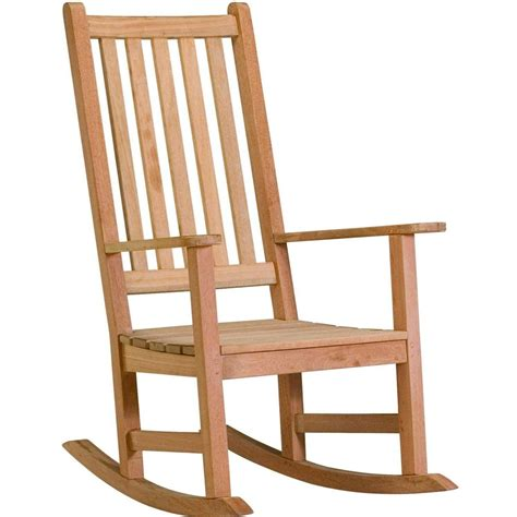 patio rocking chairs wood oxford garden franklin 2 person wood rocking chair patio