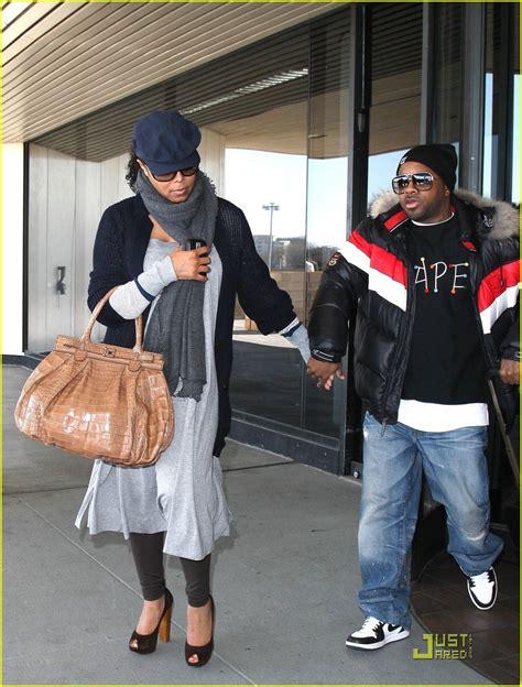 Jermaine Dupris Collects Shoes Handbags by Sized Photo Of Janet Jackson Jermaine Dupri La