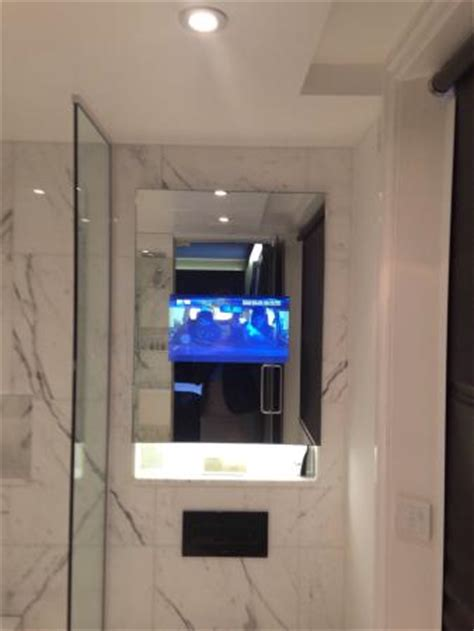 tv for bathrooms reviews tv inside bathroom mirror picture of eccleston square