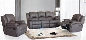3 Seater Recliner Sofa Apollo Recliner Lounge In Fabric Lounges Lounge Suites