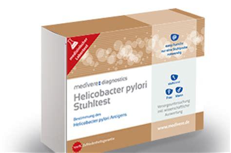 helicobacter im stuhl medivere diagnostics helicobacter pylori