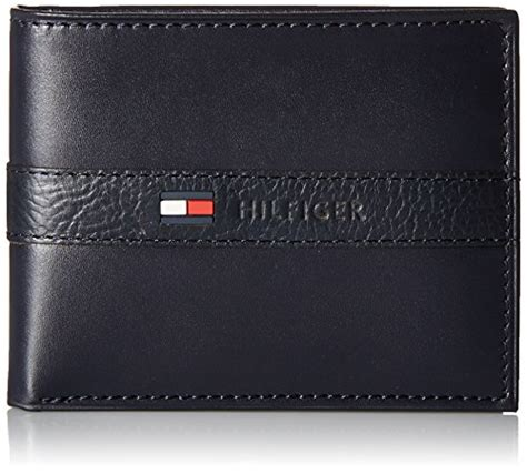 Tommy Hilfiger Gift Card - tommy hilfiger men s ranger leather passcase wallet with