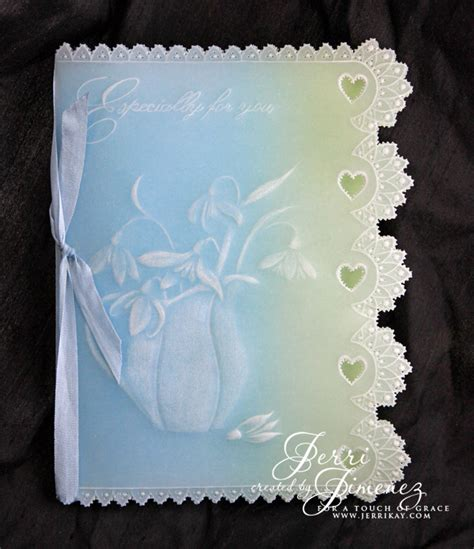 Craft Parchment Paper - snow bells paper crafts parchment craft