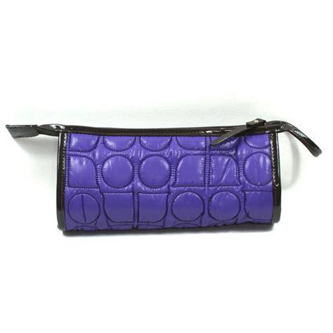 New Arrival Fashion Raisa Zipper 1696 kate spade east west heddy chamonix violet cosmetic bag
