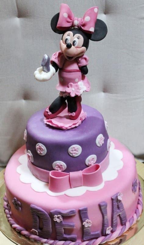 Fl Dress Miki Minnie minnie cake cakeartbydana minnie cake and