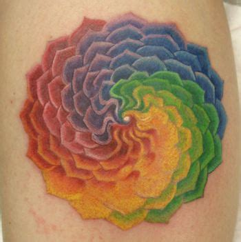 color wheel tattoo color wheel my is my temple