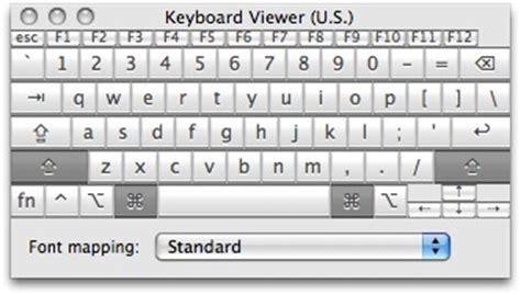keyboard layout login screen mac on screen keyboard in mac os x techie corner