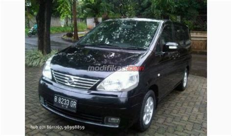 Jual Alarm Nissan jual nissan serena hws hitam th 2005 automatic