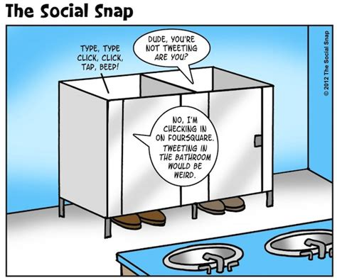 The Social Network Bathroom by Marketing Humor Part 1 Imforza