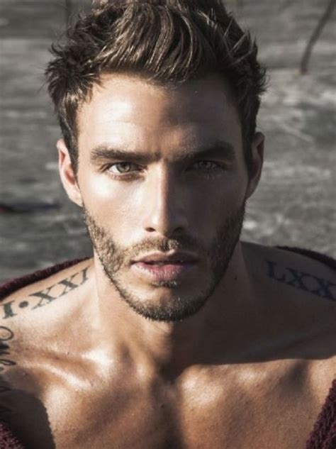 hot guy with tattoos amazing numeral tattoos and designs