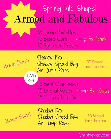 Armed And Fabulous by Into Shape