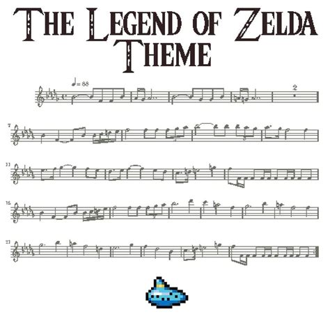tutorial piano zelda 17 best images about sheet music on pinterest free piano
