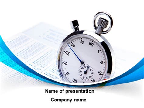 powerpoint themes time management time management tool presentation template for powerpoint