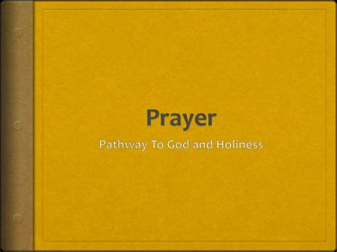 purpose in prayer collins pathways books prayer pathway to god and holiness wwp