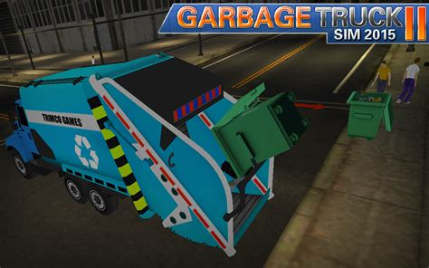 Topi Trucker 10 2 Reove Store garbage truck sim 2015 ii android apps on play