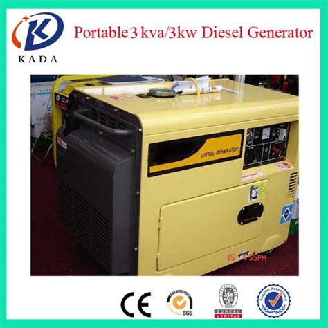 air cooled diesel generator home use single phase silent
