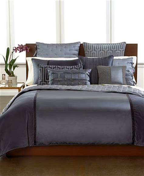 macys hotel collection comforter closeout hotel collection finest velvet and silk panel
