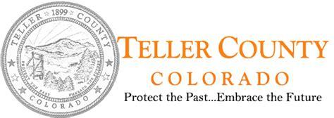 Teller County Records Teller County Colorado Official Site For Teller County Government