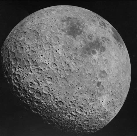 How Does The Moon Get Its Light Far Side Of The Moon Wikiwand