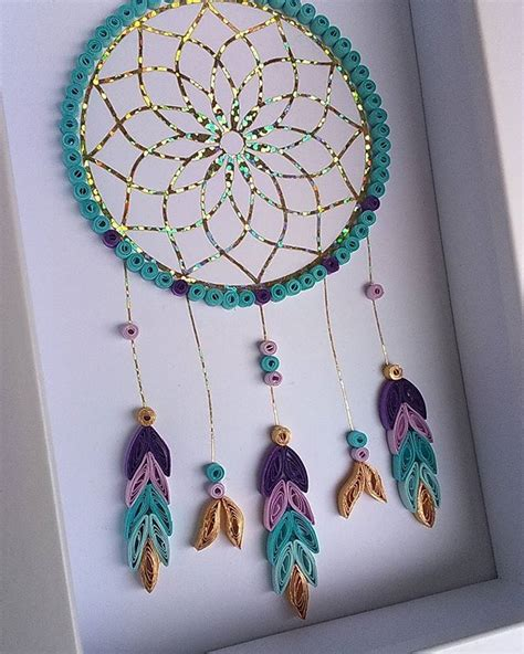 dream catcher quilling new dreamcatcher all finished and they are only 163 20