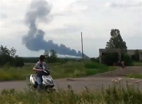 malaysia airlines flight 17 shot down in ukraine how did breaking news malaysian airline flight mh 17 shot down by