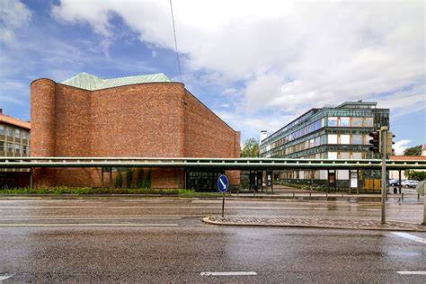culture house ad classics house of culture alvar aalto archdaily