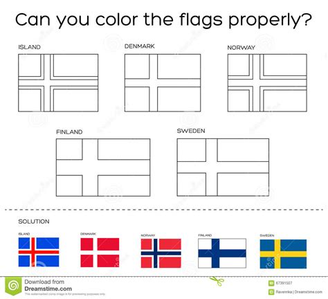 sweden flag colors denmark flag free coloring pages