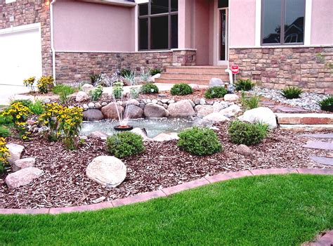 Small Modern Front Garden Ideas Landscaping For by House Front Landscaping Ideas Bright Design Marvelous