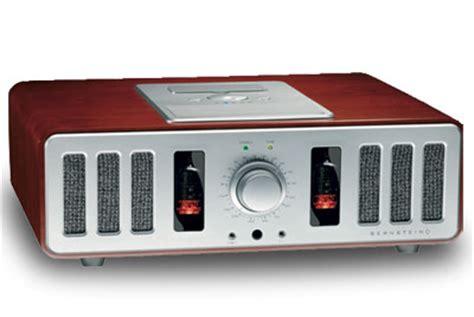 radio da tavolo bernstein itr 10 radio da tavolo am fm con pre valvolare