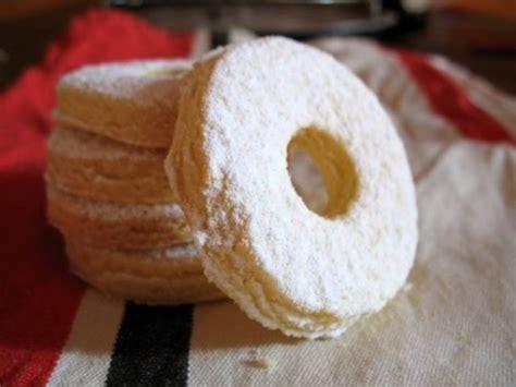 biscotti frollini fatti in casa ricetta canestrelli