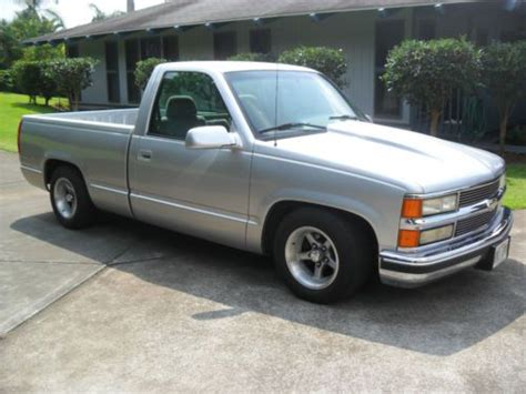 single cab short bed chevy purchase used 96 chevy short bed single cab 5 7l v8 auto