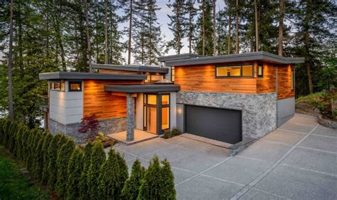 style homes west coast contemporary alair homes west vancouver
