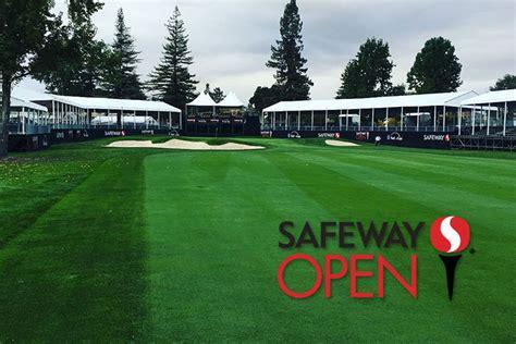 is safeway open golf sleeper report 2016 safeway open