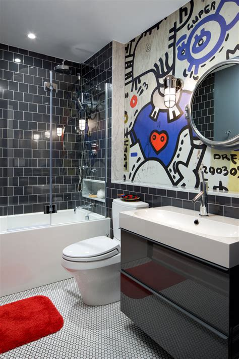 teen boy bathroom design pictures remodel decor and banheiros modernos para rapazes liusn com obtenha uma