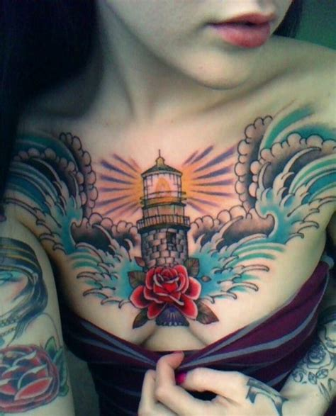 getting tattoo on chest not a big fan of chest tats but i love this one i want