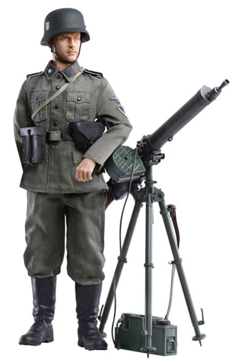 Figure 1 6 Tontenkopf Division German Army Ww2 amiami character hobby shop figure 1 6 ww ii