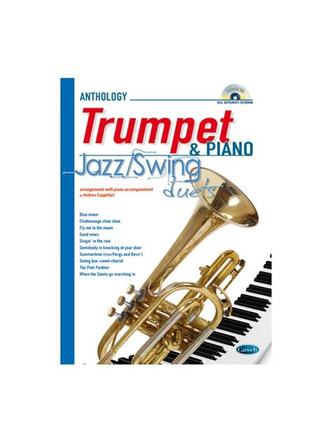 swing trumpet sheet music jazz swing duets for trumpet piano sheet