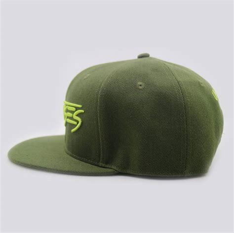 Snapback Green Army Snapback unsenses army green snapback workz shop