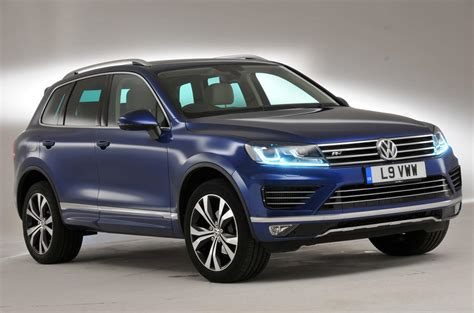 vw touareg reviews volkswagen touareg review 2017 autocar