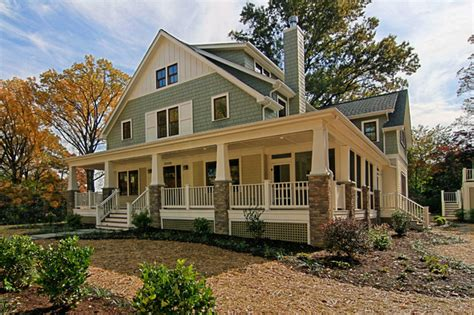 Craftsman in Arlington VA Traditional Exterior dc metro by Tradition Homes
