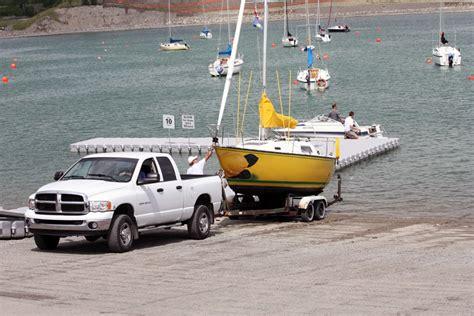 boat trailers for sale at academy ghost lake marina near calgary alberta